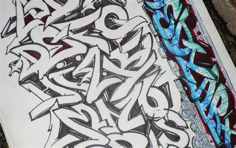 Graffiti Abc Styles :  Graffiti Alphabet And Letters A-z