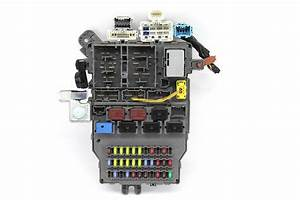 Honda Odyssey Touring Under Dash Interior Fuse Box Relay