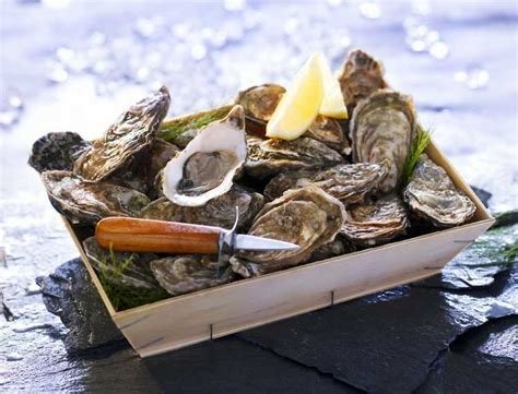 cuisiner des huitres tout savoir sur les huîtres femme actuelle