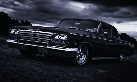 Chevy Impala Wallpaper Iphone by 1967 Chevrolet Impala Wallpapers Wallpaper Cave