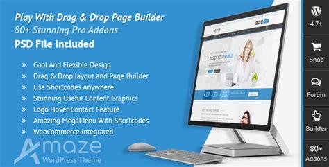 amaze corporate responsive multipurpose joomla template torrent amaze corporate responsive multi purpose theme