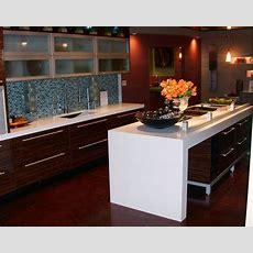 Blizzard 2141 Caesarstone Kitchen Countertop