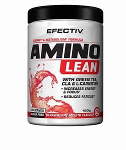 Effectiv Amino Lean 180g | OlympiaFightwear