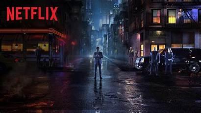 Daredevil Netflix Marvel Demolidor Calle Rua Rue