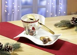 Villeroy Boch Weihnachten : villeroy boch exklusiv gedeck 3 teilig porzellan brigitte hachenburg ~ Orissabook.com Haus und Dekorationen