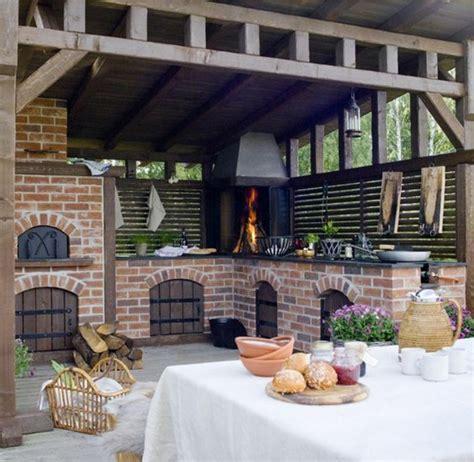 cuisine d été extérieure 1001 idées d 39 aménagement d 39 une cuisine d 39 été extérieure