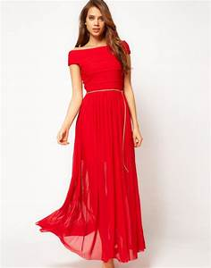 Robe Rouge Mariage Invité : robes asos pour un mariage d hiver paperblog ~ Farleysfitness.com Idées de Décoration