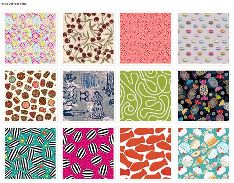 how to design prints for fabric ruby door art design sweet fabric print designs spoonflower contest