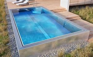 den traum vom swimmingpool im eigenen garten verwirklichen With französischer balkon mit schwimmbad im eigenen garten