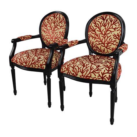 Sale Armchairs by 84 Ballard Designs Ballard Designs Oval Back Louis