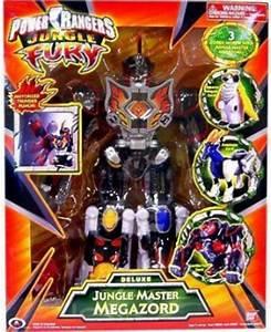 Bandai Power Rangers Jungle Fury Jungle Master Megazord