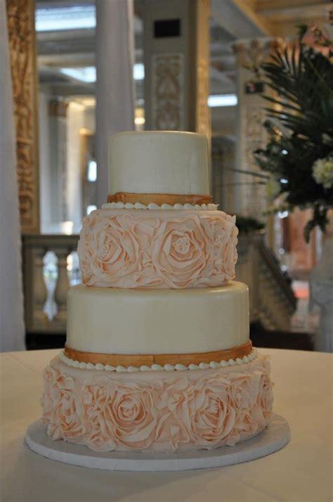 spectacular spring flavors   fabulous wedding cake