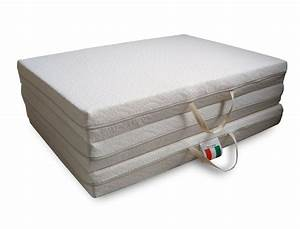 Mattress Bed Futon Folding memory foam Single 90x200