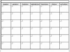Calendar Template by SinataRaynedeviantartcom on