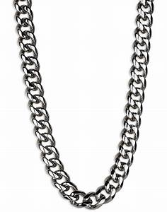 Jewelry :: Necklaces :: Silver Cuban Link Chain