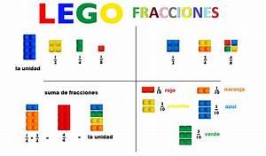 lego fracciones Orientación Andújar Recursos Educativos