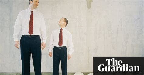 tall people  deserve  earn  money