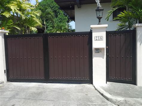 modern gates images modern gate design philippines decor references