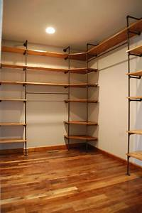 diy walk in closet How To Customize A Closet For Improved Storage Capacity