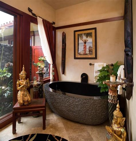 tips  create  asian inspired bathroom