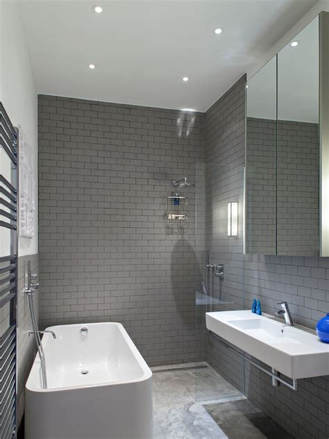 inspired hansgrohe shower in bathroom contemporary with