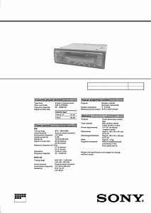 Sony Xr4880
