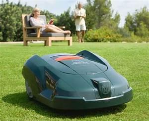 Tondeuse à Gazon Automatique : comment choisir un robot tondeuse automatique ~ Premium-room.com Idées de Décoration