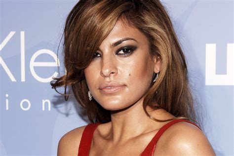 Eva Mendes Shared Bare Faced Selfie Something Else