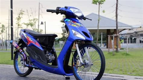 Modifikasi Mio Thailook yamaha mio modifikasi thailook