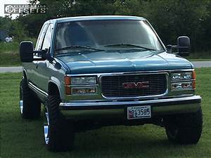 1997 Gmc K1500 Gear Alloy Big Block Stock Stock Custom Offsets