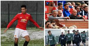 Manchester United have another wonderkid on their hands ...