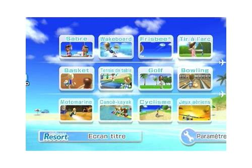 download wii sports resort iso