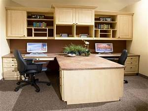 dual office desk design decoration With kitchen cabinet trends 2018 combined with candle holders for flower arrangements