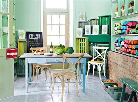 peinture sol cuisine peindre le carrelage maison travaux