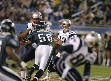 Super Bowl Xxxix Beyond The Gameplan