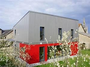 Maison Bioclimatique Passive : architecte maison passive rennes ~ Melissatoandfro.com Idées de Décoration