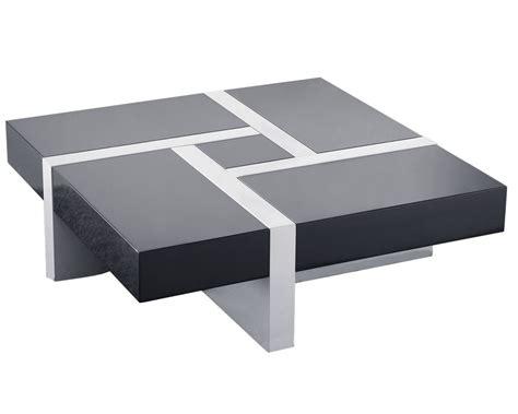 table cuisine modulable table basse grise design table basse table pliante et