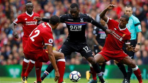 Liverpool Vs Crystal Palace: Confirmed Lineups Of Both ...