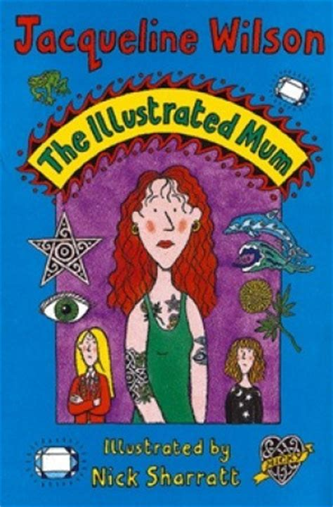 illustrated mum  jacqueline wilson