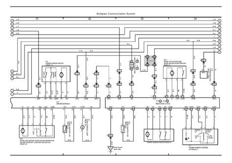 Lexu Rx300 Electrical Wiring Diagram by Repair Guides Overall Electrical Wiring Diagram 2000