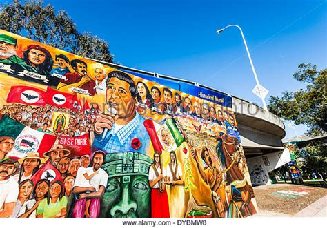 chicano park murals targeted as chicano stock photos chicano stock images alamy