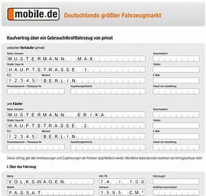 Auto De Privat : muster formular autoverkauf ~ Kayakingforconservation.com Haus und Dekorationen