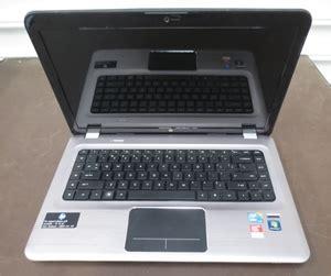 hp pavilion dv notebook pc intel core  cpu