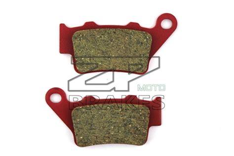 Ceramic Composite Brake Pads Fit For Rear Ccm 400 404 E