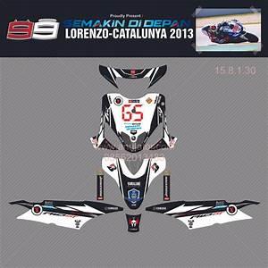 Jual Sticker Striping Motor Stiker Yamaha Mio Sporty
