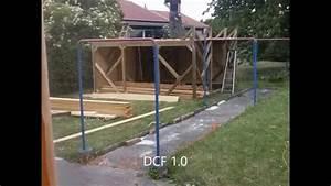 Plan Cabane En Bois Pdf : en 3 minutes la construction d 39 une cabane en bois youtube ~ Melissatoandfro.com Idées de Décoration