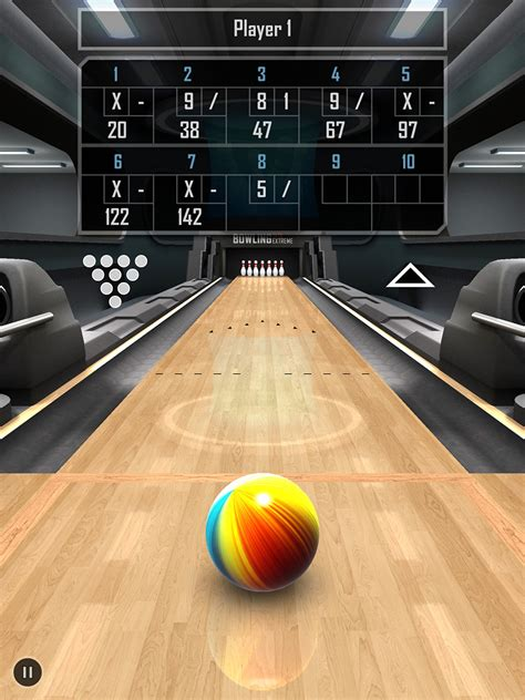 bowling  extreme ios android macos eivaagames