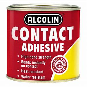 Contact Adhesive Solvent-based DIY Products Alcolin