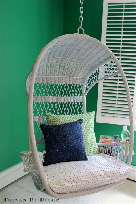 bedroom swing chair favorite hanging rattan swing chairs driven by decor 10697 | hanging rattan swing chair white bedroom