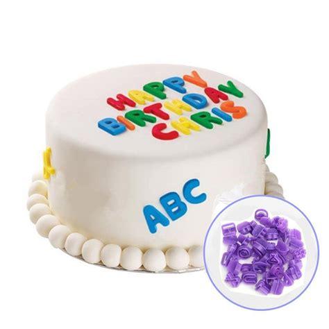 cake decorating letters amazoncouk